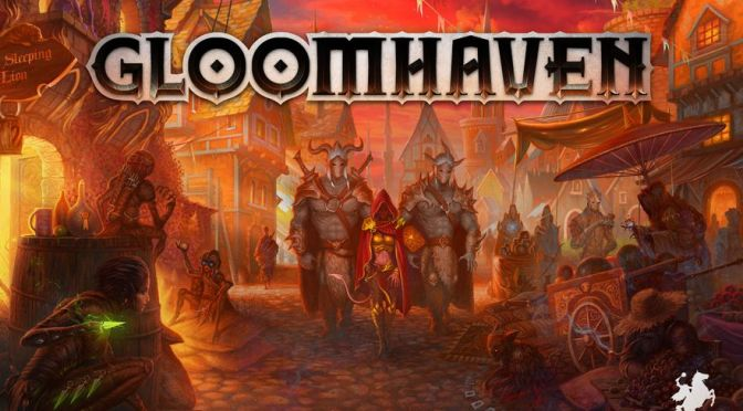Gloomhaven: Introducing the Gloom Platoon