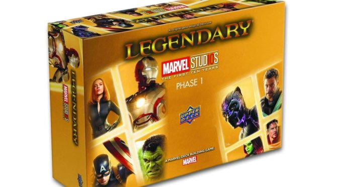 Legendary Marvel Studios Announced for GenCon, but it's a hard pass from me