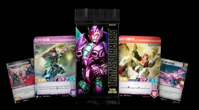 Hasbro, Wizards of the Coast To Release a Transformers Collectable Card Game