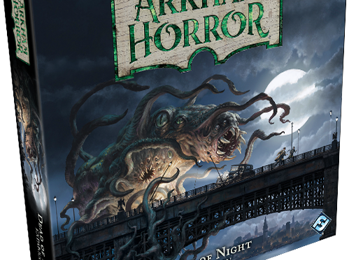 Dead of Night: New Expansion in the Works for Arkham Horror 3rd Ed.