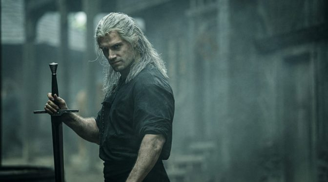 The Witcher Trailer has dropped, along with my jaw