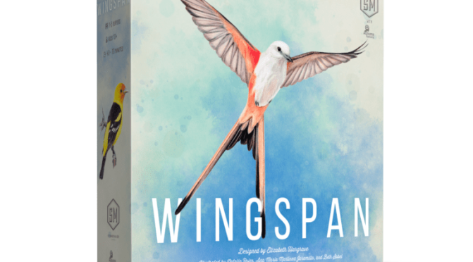 By any measure, Wingspan is the 2019 Game of the Year