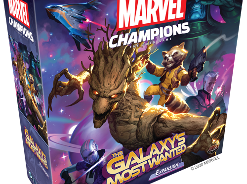 Guardians of the Galaxy Campaign Expansion Announced